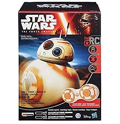 Hasbro 2015 Star Wars Remote Control BB-8 Droid  Remote Control Toy