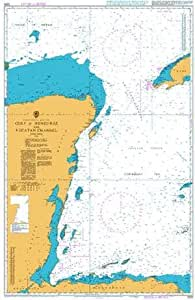 Ba gráfico 1220: Canal de Yucatán y golfo de Honduras ...