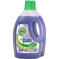 Dettol Multi Surface Cleaner Value Pack, Lavender, 1.5L (Pack of 2)