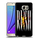 Official Rush 2112 Pentagram Key Art Soft Gel Case for Samsung Galaxy S4 I9500
