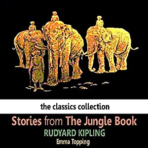 Stories from The Jungle Book Audiobook
