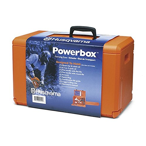 Husqvarna Powerbox 20 Inch Bar Protective Storage Carrying Box Chainsaw Case Husqvarna Chainsaw Case