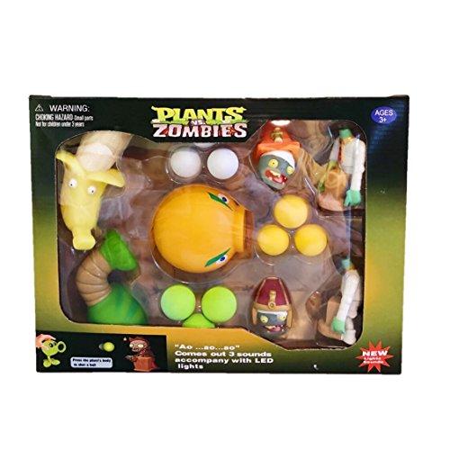 (Plants Vs Zombies Gift Box: Banana Launcher, Citron and Melon)