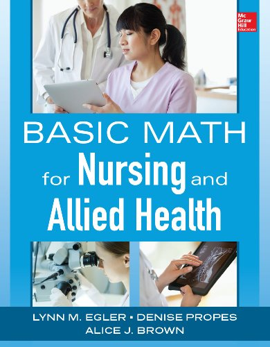 Basic Math for Nursing and Allied Health Pdf
