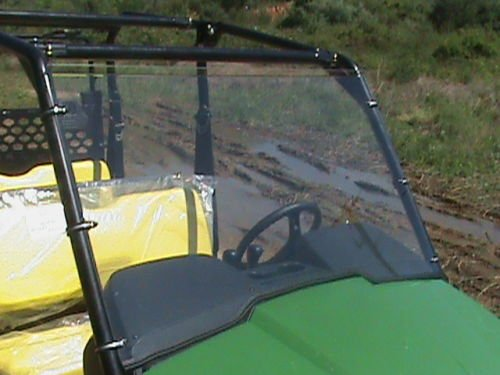 John Deere 560i,590i Clear Full Front Windshield...A Full 1/4'' THICK!!!