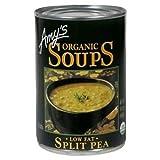 Amy's Soup Organic Split Pea 14.1 OZ (Pack of 9)