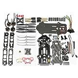 Eachine Racer 250 DIY Parts CC3D 600MW 5.8G 32CH transmitter Built in OSD HD Camera