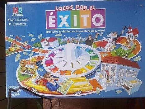 Hasbro Locos por El Exito: Amazon.es: Juguetes y juegos
