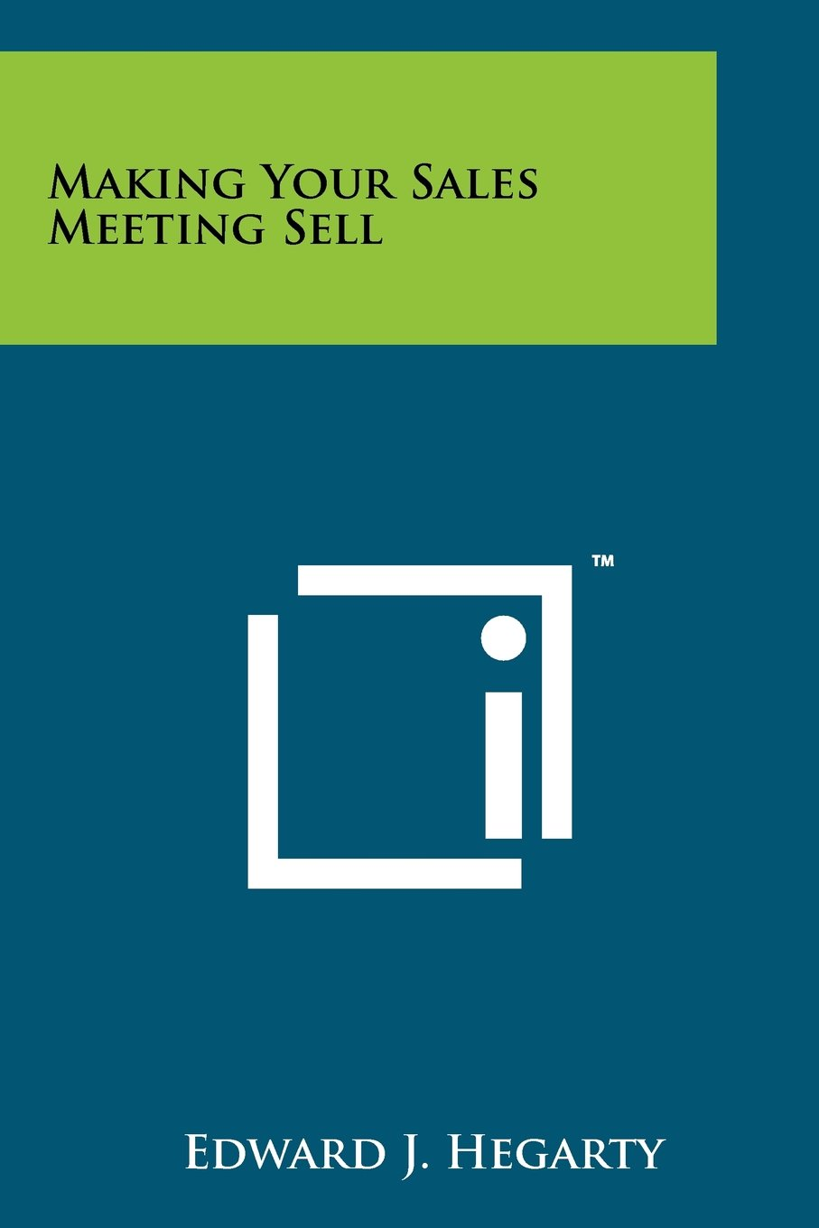 Read Online Making Your Sales Meeting Sell PDF