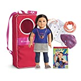 American Girl Z Doll, Accessories & Backpack Collection