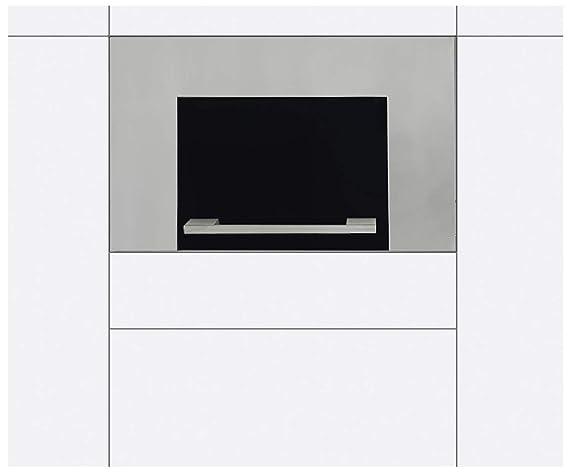 Pared Armario - Puerta para microondas, uso universal Gril löfen y ...