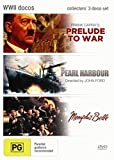 Memphis Belle / Pearl Harbour / Prelude to War DVD [Documentary]