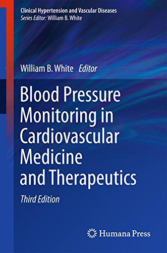 Blood Pressure Monitoring In Cardiovascular Medicine And Therapeutics  Clinical Hypertension And Vascular Diseases
