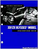 99575-08Y 2008 Buell XB12X Ulysses Motorcycle Parts Manual