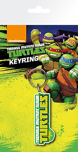 GB Eye LTD, Teenage Mutant Ninja Turtles, Logo, Llavero ...