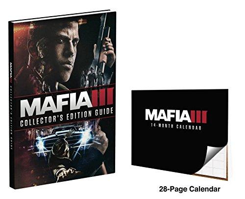 Price comparison product image Mafia III: Prima Collector's Edition Guide