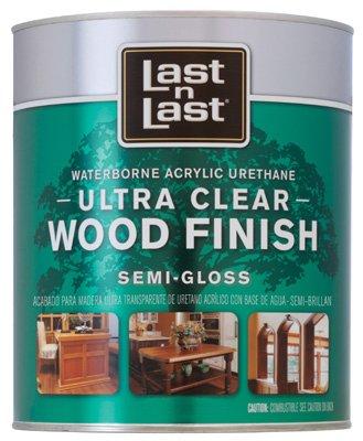 Clr Wood Finish - QT CLR SG WD Finish