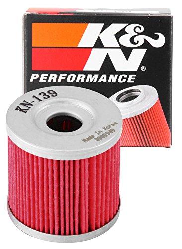 K&N KN-139 Powersports High Performance Oil (Suzuki Performance Parts)
