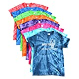 "Basketball Tie Dye T-Shirt-""For Girls with Game"" Logo"