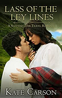 Lass of the Ley Lines: A Scottish Time Travel Romance (The