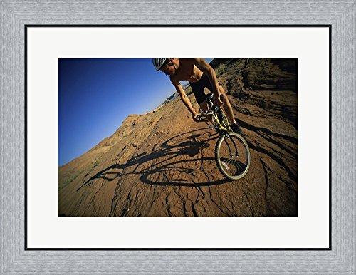 Utah Framed Lithograph - 9