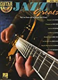 Guitar Play-Along: Volume 44: Jazz Greats (Hal Leonard Guitar Play-Along)