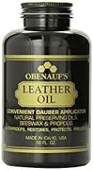 Leather Oil Condition
