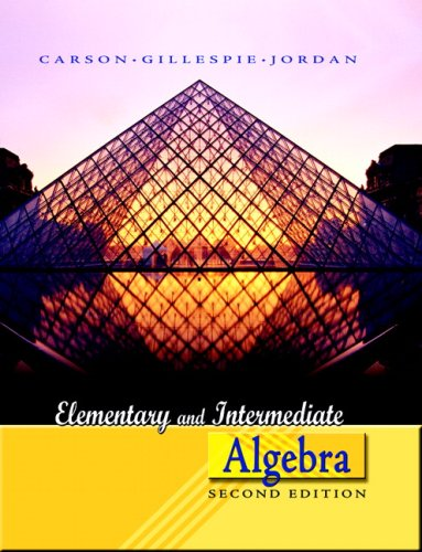 Elementary and Intermediate Algebra Value Pack (includes Algebra Review Study & MathXL 24-month Student Access Kit )