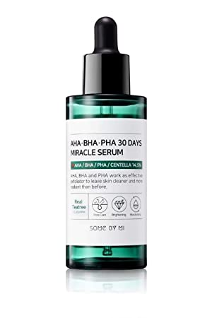 Some By Mi Miracle Serum - Exfoliate, Moisturize, & Soothe