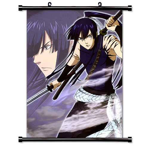 D. Gray-Man Anime Fabric Wall Scroll Poster  Inches