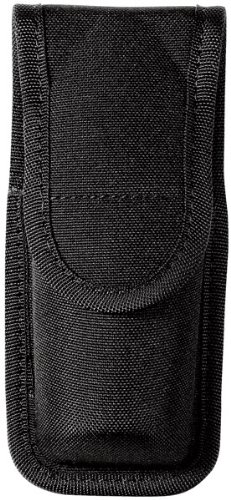 Bianchi Patroltek 8007 Black Hidden Snap Pepper OC Spray Pouch - Large by Bianchi