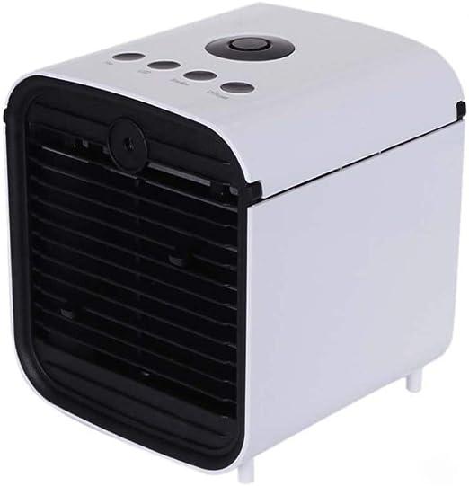 Mini Enfriador De Aire Acondicionador Portátil Humidificador ...