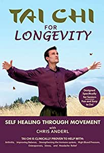 Tai Chi for Longevity DVD
