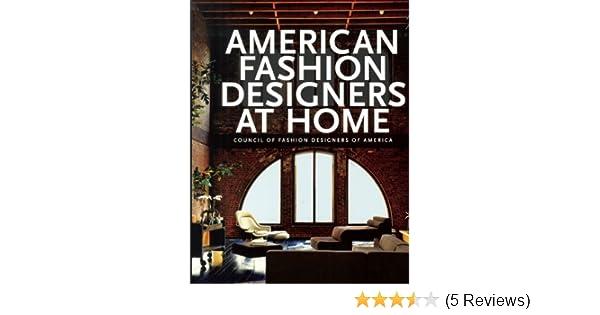 Amazon.com: American Fashion Designers at Home (Classics ...