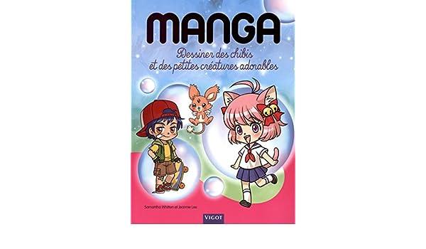 Mangas Dessiner Des Chibis Et Des Petites Créatures