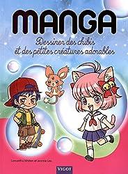 Mangas : dessiner des chibis et des petites créatures adorables