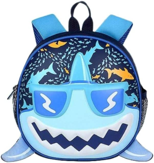 KTENME - Bolsa de plástico ABS con diseño de tiburón en 3D ...