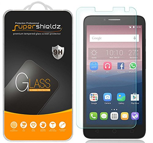 Tempered Glass For Alcatel Pop Touch 3 - 7