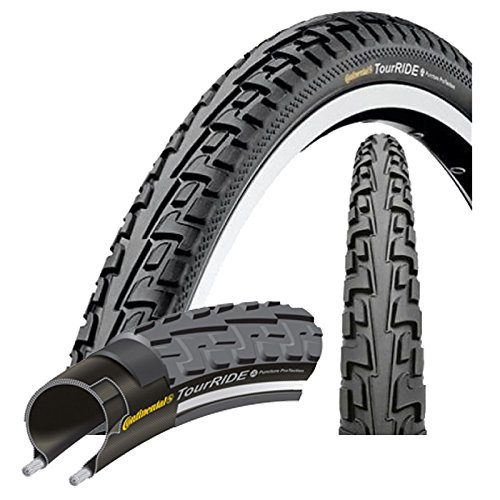 - Continental Tour Ride Urban Bicycle Tire (700x37)