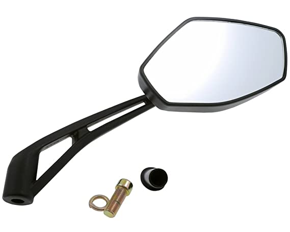 Keeway Hacker Speedfight 3 Right-Hand Mirror for Generic Trigger