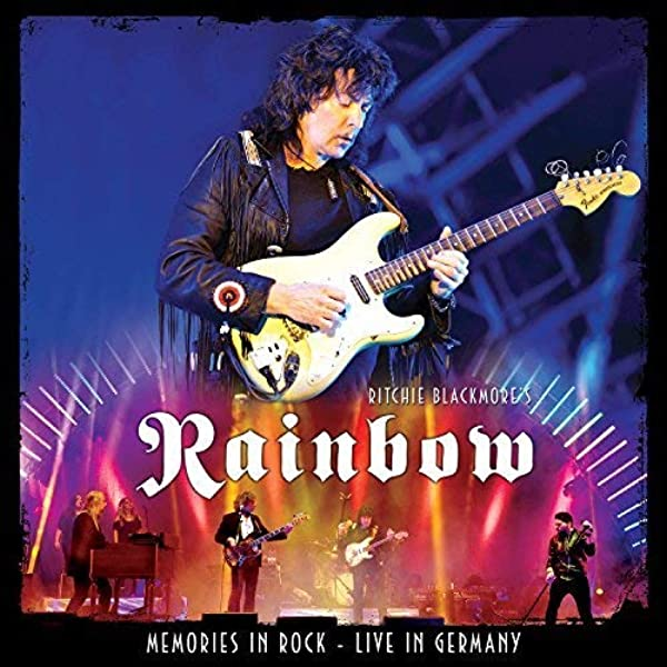 Memories In Rock: Live In Germany : Ritchie Blackmores Rainbow, Ritchie Blackmores Rainbow: Amazon.es: Música