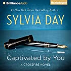 Captivated by You: Crossfire Series, Book 4 Audiobook by Sylvia Day Narrated by Jill Redfield, Jeremy York