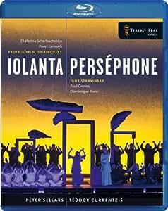 Iolanta / Persephone [Blu-ray] [Import]