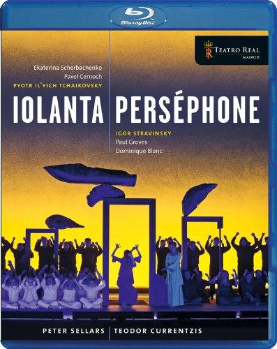 Teodor Currentzis - Iolanta / Persephone (Blu-ray)