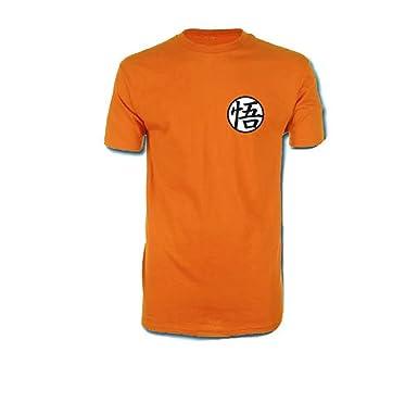 Dragonball Z Dragon Ball Super Goku Symbol Mens T Shirt Amazon