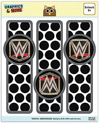 GRAPHICS /& MORE WWE World Heavyweight Champion Title Logo Italian European Style Bracelet Charm Bead
