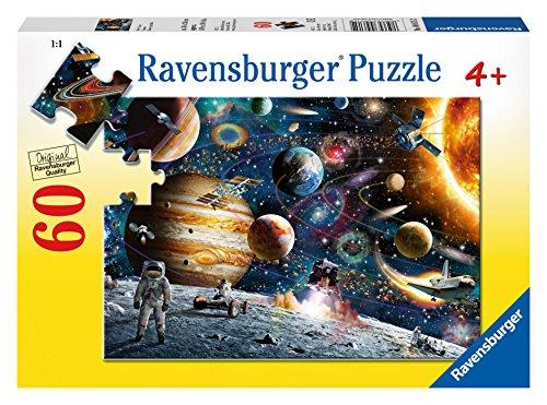 Ravensburger Outer Space Puzzle  60 Piece