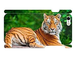 iPhone 6 cover case Animals - Tiger Zzz1528 by heat sublimation