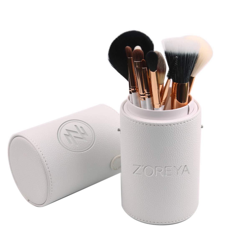 DDPP Set De Pinceles De Maquillaje - 12 Pinceles De Maquillaje Adecuados para Base De Maquillaje Eyeseliner Eyeliner Eyeliner Blush Powder Concealer Repair