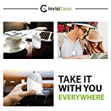 InvisiClean Personal Mini Air Purifier with Fan